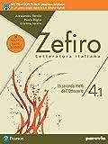 Zefiro. Dalle origini al Cinquecento. Ediz. nuovo esame di stato. Per le Scuole superiori. Con e-book. Con espansione online (Vol. 4/1)
