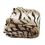 LLYU Coperta dell'animale Domestico della Coperta della Tigre dell'automobile del sofà del Materasso del Cane del Gatto Caldo Molle Molle dell'animale Domestico (Size : 55 * 40cm)