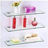 Bagno Mensola 3F a Parete Display Rack Rettangolare Dimensioni: 50cm LITING (Size : 30cm)