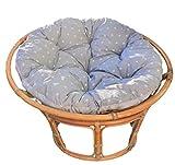 Cuscini per sedie papasan da pavimento grandi per il bambino - cuscini a materasso 110 cm
