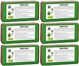 Humusziegel - Terriccio in Fibra di Cocco terriccio Senza Torba substrato di Cocco Senza Fertilizzante - 50 L