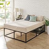 Zinus Joseph Modern Studio 45,72 cm Rete del letto / Base del materasso/ Non sono necessarie le molle/ Supporto resistente in legno per letto/ Montaggio facile/ 120 x 190 cm