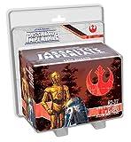 Asmodee- Star Wars Assalto Imperiale espansione R2 D2 e C 3Po Gioco da Tavolo con splendide Miniature, 9009