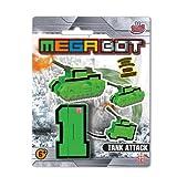 Grandi Giochi- Mega Bot, GG00242, Multicolore, Modelli assortiti