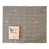 beegut Panno per la crescita delle api, XXL per il pane, prodotto in Germania con materie prime biologiche, senza plastica, mantiene fresco il pane 50 x 60 cm
