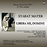 Stabat Mater Libera Me, Domine by Haydn, Bondi, Eder, Reichardt, Fantapie (2009-04-14j