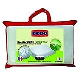 Do Wrap Performance Headwear Dodo - Cuscino vegetale ergonomico, 40 x 60 cm, Colore: Bianco
