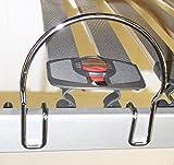Accessoires-literie - Fermi laterali per materasso, supporto da 20 mm (4 pezzi)