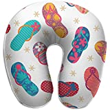 YSamuel Fantastiche Infradito Pantofole Cuscino a Forma di U Fatti Avvolgere in Un Comfort Estremo con la Schiuma Memory Memory