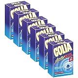 Golia Activ Plus Caramelle Balsamiche al Mentolo e Eucaliptolo, Formato Scorta da 6 Confezioni da 2 Pacchetti - 12 Astucci