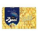 Baci Perugina Gold Cioccolatini al Caramello Ripieni al Gianduia e Nocciola Intera Scatola Regalo 150G
