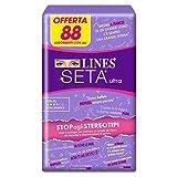 Lines Seta Ultra Pacco Scorta - 88 Pezzi
