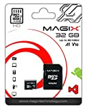 Magix Micro SD Card HD Series Class10 V10 + SD Adapter UP to 80MB/s (32GB)