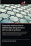 Proprietà elettroniche e dielettriche del grafene e dell'ossido di grafene