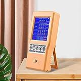 KKTECT Rilevatore di Qualità Dell'aria Formaldeide/TVOC/HCHO/CO2 Gas Monitor Portatile Digitale Analizzatore Polvere Sensore
