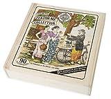 Confezione Regalo Tè Mlesna Ceylon Tea | Scatola in Legno da 90 Filtri | TEA FOR ME COLLECTION