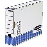 Bankers Box 0023701 Scatola Archivio Legal System, Dorso 80 mm, FSC, Confezione da 10 Pezzi