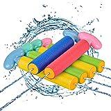balnore 6 Set Acqua Spray Pistola Schiuma Colorful Bambini Schiuma Acqua Pistola Pistola Pistola Acqua Giocattolo dell'Acqua Giocattoli per Bambini per Ragazzi e Ragazze