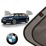 Tendine parasole auto laterali posteriori su misura per BMW 5 (6) (F11) (2009-2017) familiare