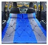 CHENJIAO Auto Gonfiabile Materassino Auto Multi-Function Bed Automatico Materasso Gonfiabile Air Fit for SUV Special Car Air Materasso A Pelo Adulti Materasso Car Travel Bed (Color Name : Silver)
