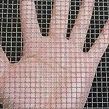 304 in acciaio inox tessuto filo 5 maglia - 16 'X 40' (40 cmX100 cm) per ventilatore, gabbia per animali, sicurezza, gabinetti maglia