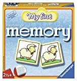Ravensburger Italy- Rav My First Memory 21129, Multicolore, 878148